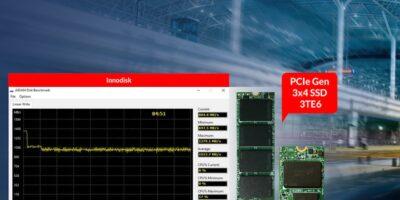 Innodisk brings NVMe to industrial storage applications