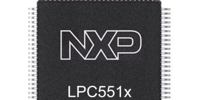 NXP adds Arm Cortex-M33-based LPC551x/S1x microcontroller family