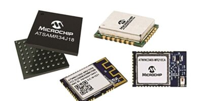 Richardson RFPD selects Microchip IoT devices