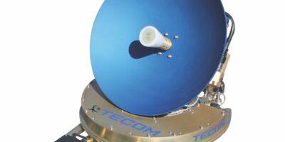 KaStream 5000 MK II antenna system receives Inmarsat Global Xpress approval
