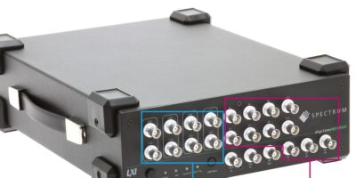 Specturm adds I/O lines to LXI-digitisers for mixed-mode testing