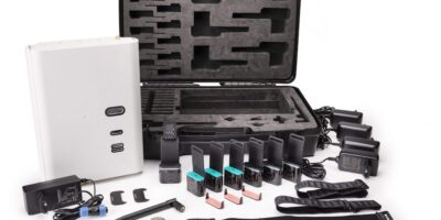 Box kit supports IoT development for industrial use