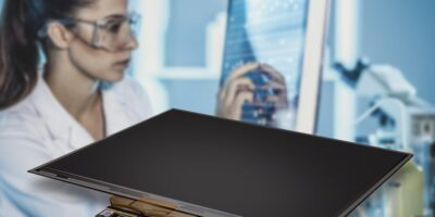 Touchscreen sensor assembly is for harsh environments