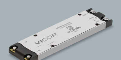 Vicor adds DCM5614 DC/DC converter for airborne applications