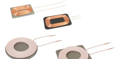 Wireless charging coils conveniently replace end of life devices