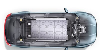 Aiways introduces EV battery 'sandwich' for safety