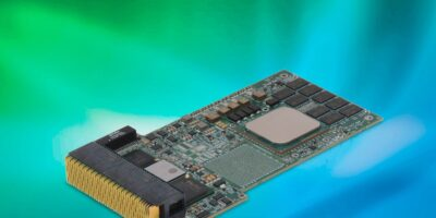 C878 SBC protects data and processes via 16 PCIe lanes