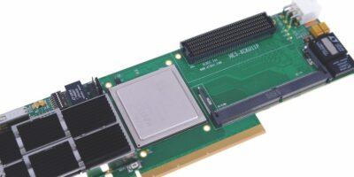 Latest FPGA accelerator board targets HPC, HFT and prototyping