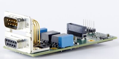 Eltec progresses interface cards for transport CANbus modules