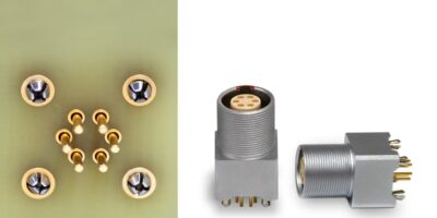 Lemo encourages pre-install with harpoon earthing pins