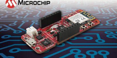 Win a Microchip PIC-IoT WA Development Board