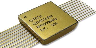 Q-Tech claims QT625S/QT725S are industry's best rad-tolerant SAW oscillators