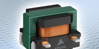Surface mount current sense transformers save space, says TDK