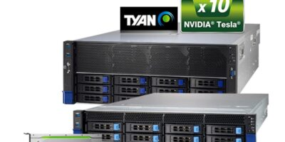 GPU servers support AI training, inference and super computing