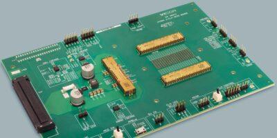 Vicor's latest ChiP-set addresses AI accelerator cards