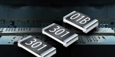 Three thick film resistors expand Bourns high power rated model series