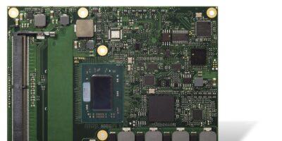 Congatec bases COM Express module on AMD's Ryzen