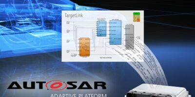 Production code generator software supports adaptive AutoSAR