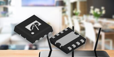Synchronous buck regulators can be used in noise-sensitive applications