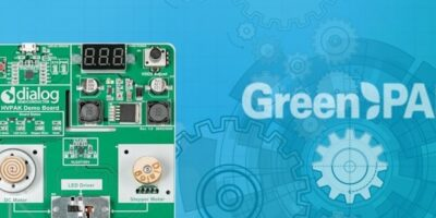High voltage GreenPAK IC can be used for motor drives