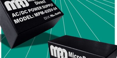 Micropower Direct adds six AC/DC power modules