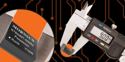 DC/DC converters in DFN packages save space, says Relec
