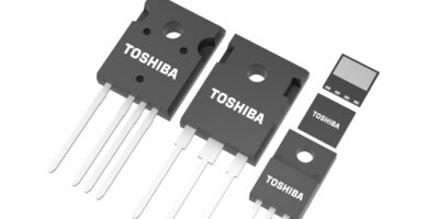 Toshiba's super junction n-channel MOSFETs now include 650V models