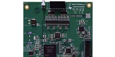 Versatile PC104 data acquisition module has eight ADC channels