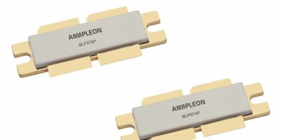 Ampleon adds Si LDMOS RF power transistors with 80 per cent efficiency