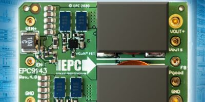 EPC and Microchip combine DSC and FETs for data centres