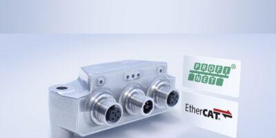 HBM introduces digital strain gauge-based load cells