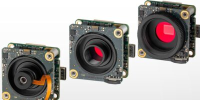 Industrial cameras have auto-focus and upright USB Type-C alignment
