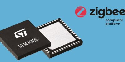 STMicroelectronics adds Zigbee 3.0 support for wireless microcontrollers