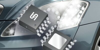 Automotive LED driver supports multiple topologies