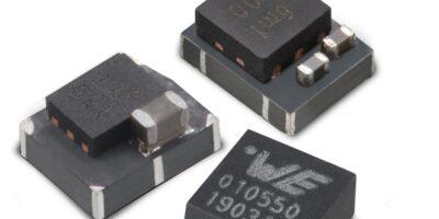 Würth Elektronik adds a compact MagI³C module