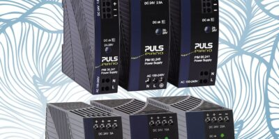 PULS adds Piano-PIM DIN-rail power supplies for industrial use