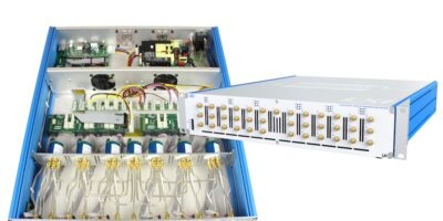Pickering customises LXI microwave switch and signal routing