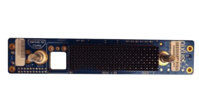 Single slot OpenVPX backplanes are designed for SOSA/HOST configurations