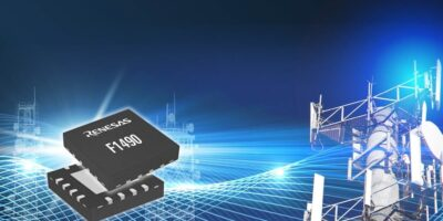Renesas introduces low quiescent current RF amplifier