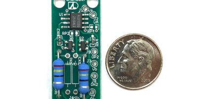 Module protects from over-voltage damage
