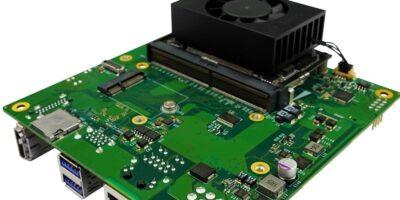AN810-XNX edge AI computer leverages Jetson Xavier NX