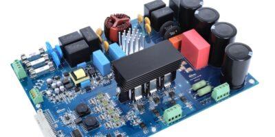 SiC development board shortens time to market for servo drives