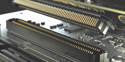 RS Components stocks Samtec AcceleRate HD interconnects