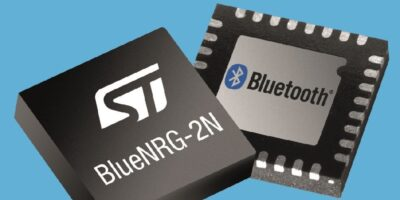 Network processor from STMicroelectronics enhances security