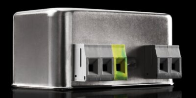 Schaffner reintroduce single-phase EMC filter