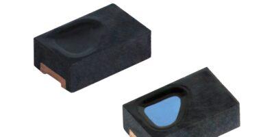 Automotive grade PIN photodiodes eliminate side illumination