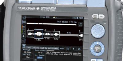 AQ1210D OTDR is for single and multi-mode networks, says Yokogawa