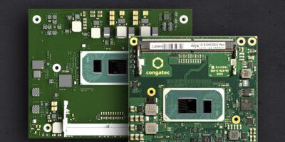 congatec makes it a round dozen for 11th Gen Intel Core processors