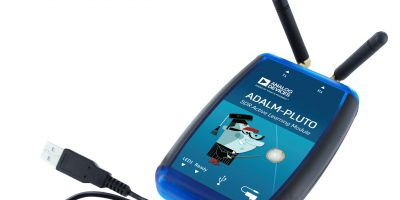 Competition – ADALM PLUTO – Software-Defined Radio Active Learning Module