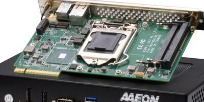 Smart display module is built on Intel SDM Large form factor